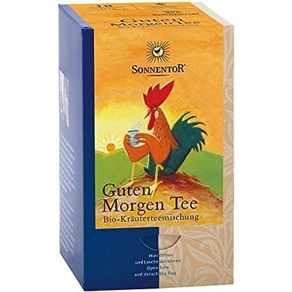 Sonnentor Guten Morgen Tee Im Beutel 20 Beutel Bio