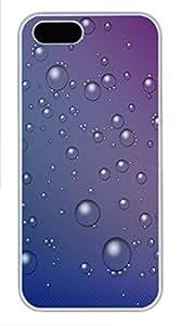 Lmf DIY phone caseiPhone 5 5S Case Patterns Fade Bubbles PC Custom iPhone 5 5S Case Cover WhiteLmf DIY phone case