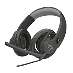 Trust Gaming 22797 GXT 333 Goiya Gaming Headset for PC, Laptop, PS4, Xbox One and Nintendo Switch, Black