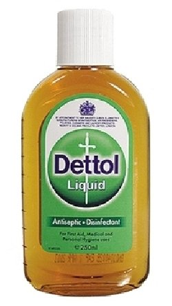 Tattoo Supplies Dettol Topical Antiseptic Stencil Transfer liquid 8.45oz ()