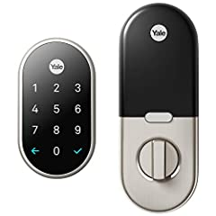 Yale knows secure locks. Nest knows the connected home. Together, we've made a tamper-proof, key-free deadbolt that connects to the Nest app. Now you can lock and unlock your door from anywhere. Give people you trust a passcode, instead of a ...