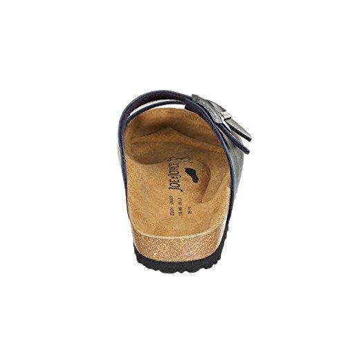 JOE JOYCE Blue N London Mules narrow Synsoft Sandals Unisex HHpwfqFrOx