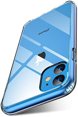 FLOVEME Transparent Shockproof Protective Accessories product image