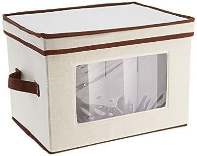 Household Essentials Vision Storage Box Chest