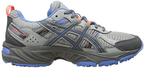 Running Venture Carbon ASICS Women's GEL Silver 5 Dutch Shoe Blue Grey rq8IEx8P