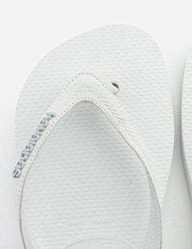 Havaianas , Damen Sandalen Weiß weiß