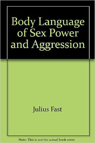 Aggression body language power sex