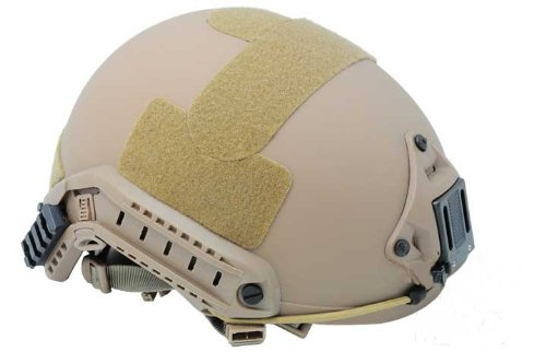 - FMA Airsoft Paintball Protective Ballistic Helmet Prop DE F326 L/XL