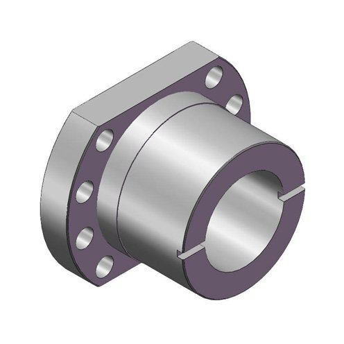 Thomson 7832809 - FK Ball Nut Only - Non-Preloaded, Steel Mount Material, 7.144 mm Ball Diameter, 40 mm Nominal Screw Diameter, 300 °F Maximum Temperature
