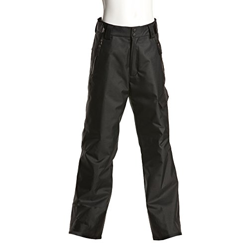 Fera Boy's Jr. Boys Pilot Pant, Black, 16 by Fera
