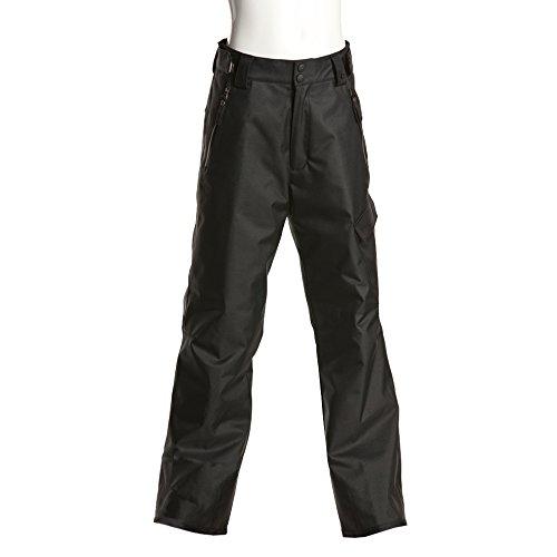 Fera Boy's Jr. Boys Pilot Pant, Black, 16