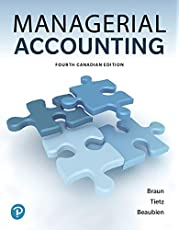 Managerial Accounting, Fourth Canadian Edition