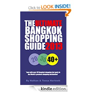 The Ultimate Bangkok Shopping Guide Nathan Hartnett and Tessa Hartnett