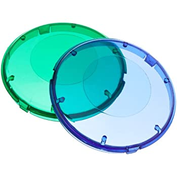 Amazon Com Pentair 619551 Blue And Green Plastic Lens