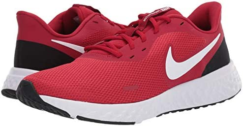 Road Running Shoes, Red (Gym Red
