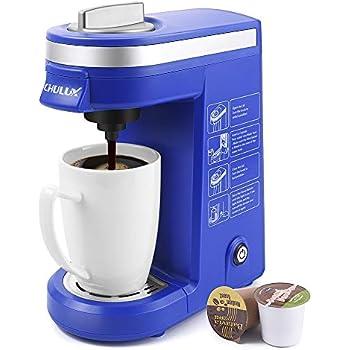 Amazoncom Chulux Coffee Maker Machine Single Cup Pod Coffee