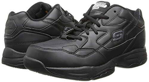 fit Walking 76555 For Relaxed Albie Work Skechers Shoe xwYzOqXqnS