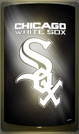 Party Animal Sports Team Logo Chicago White Sox MotiGlow Light Up Sign