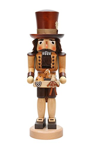 Christian Ulbricht Toy Trader Nutcracker by Christian Ulbricht