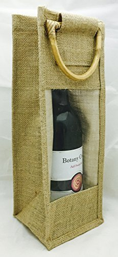 1 espacio Navidad bolsa botella vino champán licores ...