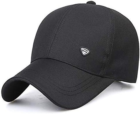 TONGDAUR Hombres Logo Parche Gorra de béisbol Simple Ajustable de ...