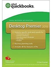 QuickBooks ® Desktop Premier 2019 –Accounting & Invoicing Software, English