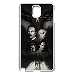 deadly premonition the director's cut Samsung Galaxy Note 3 Cell Phone Case White 53Go-304920