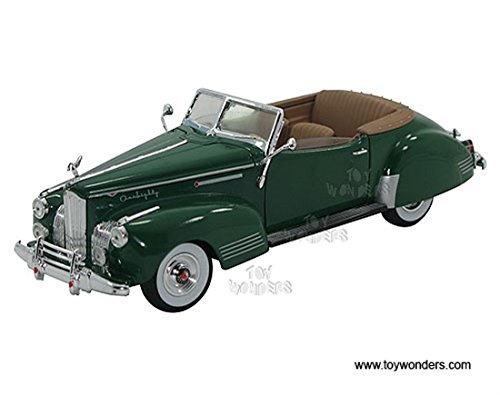Packard Darrin Convertible (1941, 1/32 scale diecast model car, Green) ()