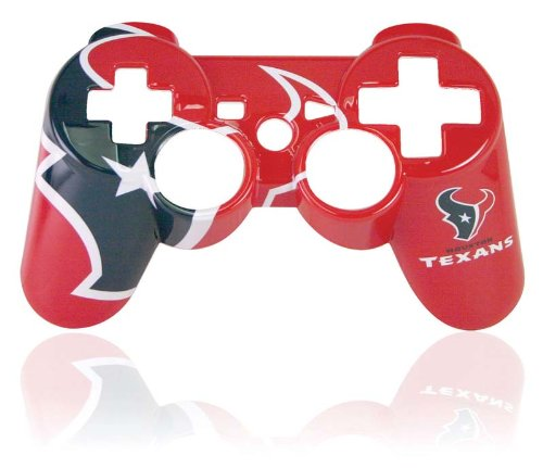 PS3 Official NFL Houston Texans Controller Faceplate