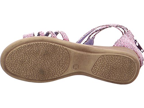 Softwaves Sandalen - Maedchen 811PURPLE