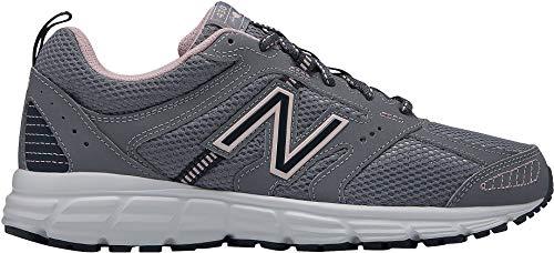 New Balance Women's 430v1 Running Shoe, Steel/Clear Sky, 8.5 B US