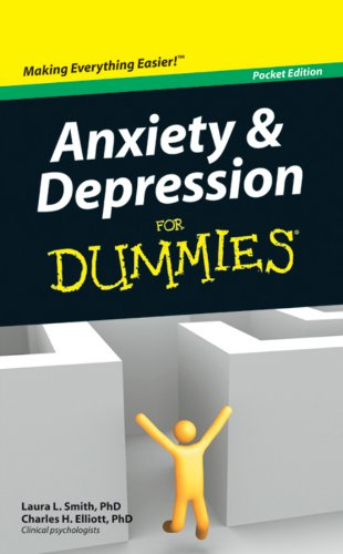 Anxiety and Depression For Dummies, Pocket Edition