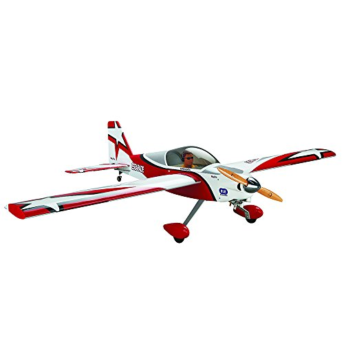 Sport Plane - Great Planes Escapade MX Radio Controlled 30-35 cc Gasoline or Electric Powered Almost-Ready-to-Fly Sport Plane