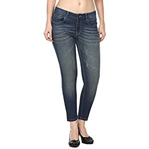 Broadstar Premium Denim Super Skinny Fit Women Tint Blue Jean