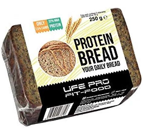 Pan de molde con semillas bajo en carbohidratos 250 g Life Pro: Amazon.es: Alimentación y bebidas