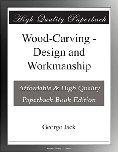 Book Wood-Carving - Design and Workmanship
