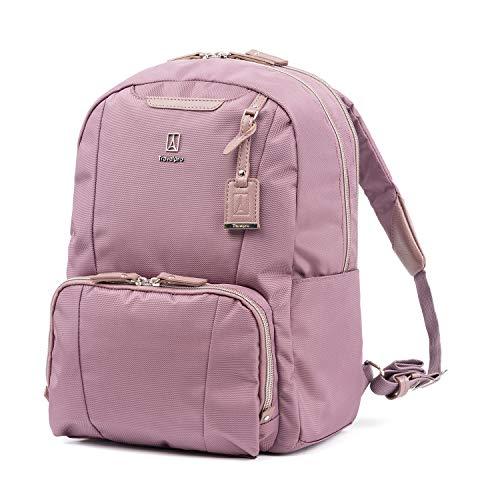 Travelpro Luggage Maxlite 5 Women's Backpack, Dusty Rose, One - International Rose