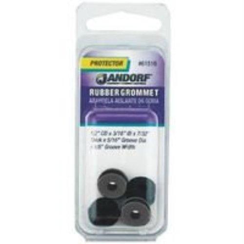 Jandorf Specialty Hardw Grommet Rubber 1/2 Od 61516