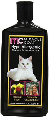Miracle Coat Hypo-Allergenic Shampoo for Cats 10 ()