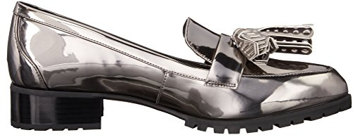 Women's Slip Loafer Pewter Patent Leonda Nine West on zIwqZ