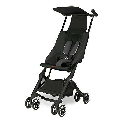 Pockit Stroller Monument Black 2016