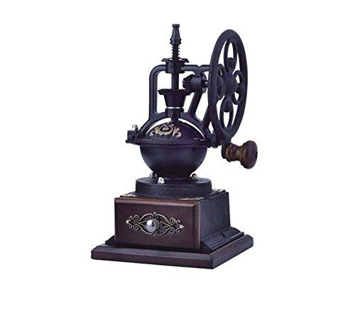 Retro hand-cast blacksmith coffee grinder, manual coffee grinder by gftr