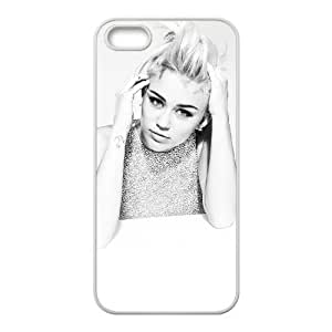 iPhone 4 4s Cell Phone Case White Miley Cyrus Djnz