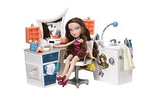 Bratz Hair Style 3 in 1 salon space with Exclusive Meygan