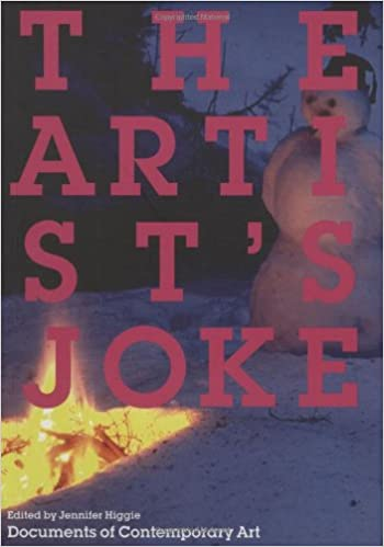 the artists joke whitechapel documents of contemporary art