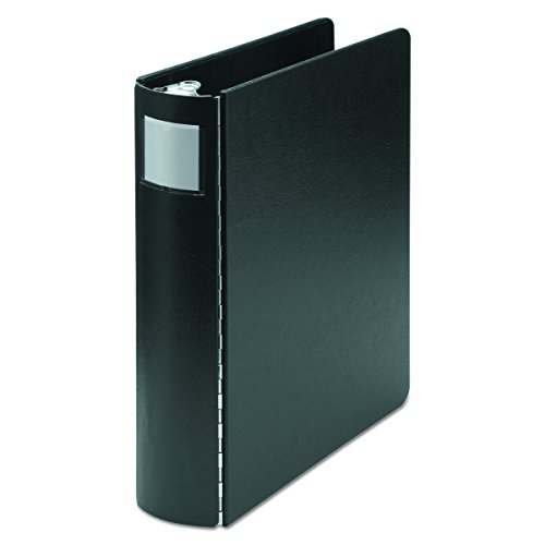 Wilson Jones 34448L Casebound Round Ring Binder, 2
