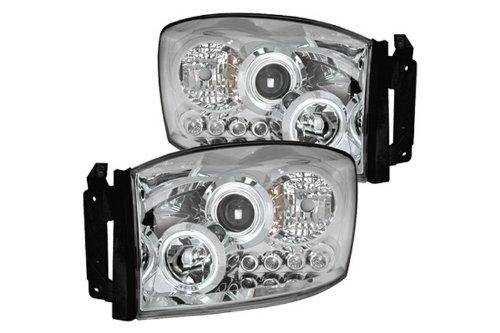 06 ram halo headlights - 9