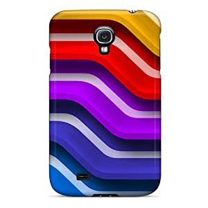 Premium Glossy Colors Back Cover Snap On Case For Galaxy S4