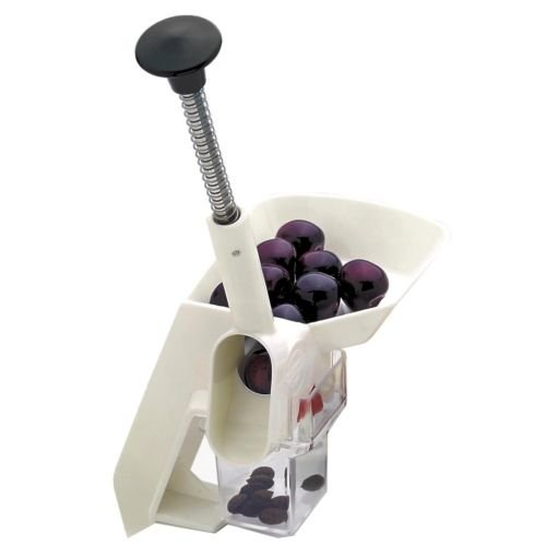 Norpro 5120 Deluxe Cherry Pitter/Stoner With Automatic Feed by Norpro