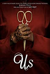Academy Award-winning visionary Jordan Peele returns with another original nightmare, pitting an endearing American family against a terrifying and uncanny opponent: doppelgängers of themselves. Adelaide Wilson (Oscar-winner Lupita Nyong'o) r...